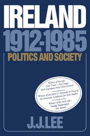 Ireland, 1912–1985