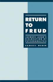 Return to Freud