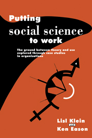 Putting Social Science to Work
