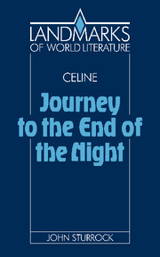 Céline: Journey to the End of the Night