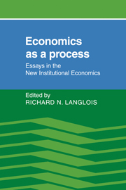 Economics as a Process