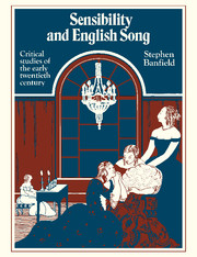 Sensibility and English Song