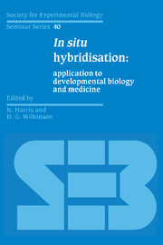 In Situ Hybridisation