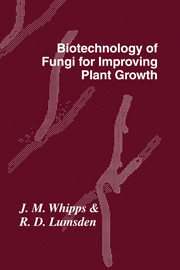 Biotechnology of Fungi for Improving Plant Growth