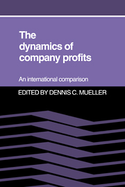 The Dynamics of Company Profits