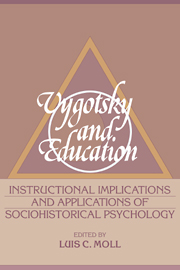 Vygotsky and Education