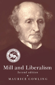 Mill and Liberalism