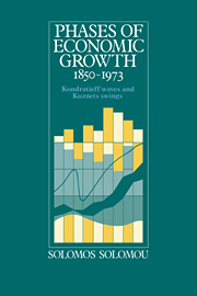 Phases of Economic Growth, 1850–1973