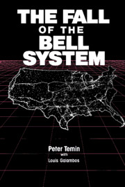 The Fall of the Bell System