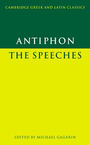 Antiphon: The Speeches
