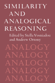 Similarity and Analogical Reasoning