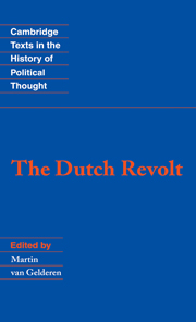The Dutch Revolt