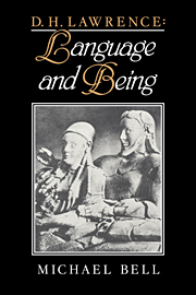 D. H. Lawrence: Language and Being