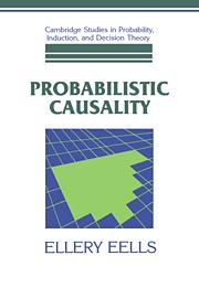 Probabilistic Causality