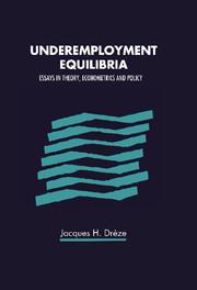 Underemployment Equilibria