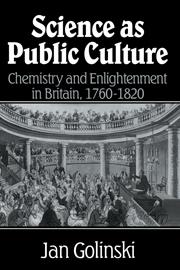 Science as Public Culture