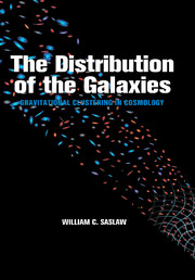 The Distribution of the Galaxies