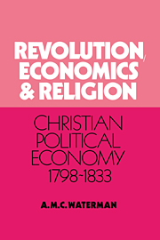 Revolution, Economics and Religion
