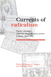 Currents of Radicalism