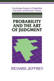 Probability and the Art of Judgment