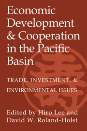 Economic Development and Cooperation in the Pacific Basin