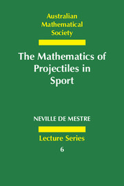 The Mathematics of Projectiles in Sport
