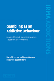 Gambling as an Addictive Behaviour