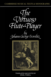 The Virtuoso Flute-Player