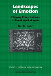 Landscapes of Emotion