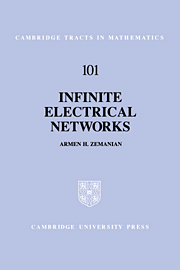Infinite Electrical Networks