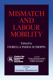 Mismatch and Labour Mobility