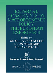 External Constraints on Macroeconomic Policy