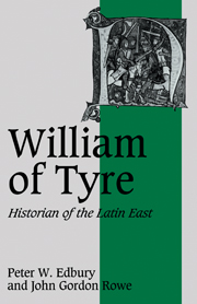 William of Tyre
