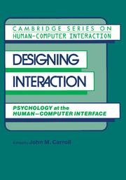 Designing Interaction