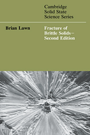 Fracture of Brittle Solids
