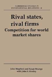 Rival States, Rival Firms