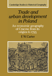 Trade and Urban Development in Poland