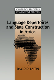 Language Repertoires and State Construction in Africa