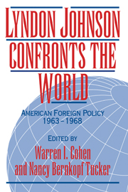 Lyndon Johnson Confronts the World