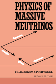 Physics of Massive Neutrinos