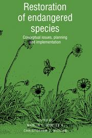 Restoration of Endangered Species