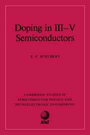 Doping in III-V Semiconductors