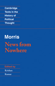 Morris: News from Nowhere