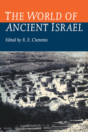 The World of Ancient Israel