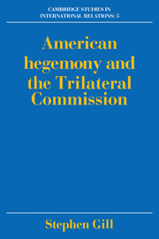 American Hegemony and the Trilateral Commission