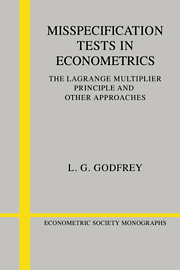 Misspecification Tests in Econometrics