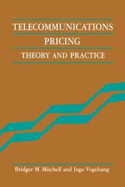 Telecommunications Pricing
