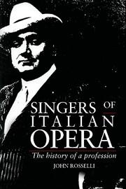 Singers of Italian Opera