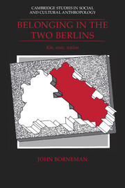 Belonging in the Two Berlins