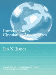 Introduction to Circulating Atmospheres